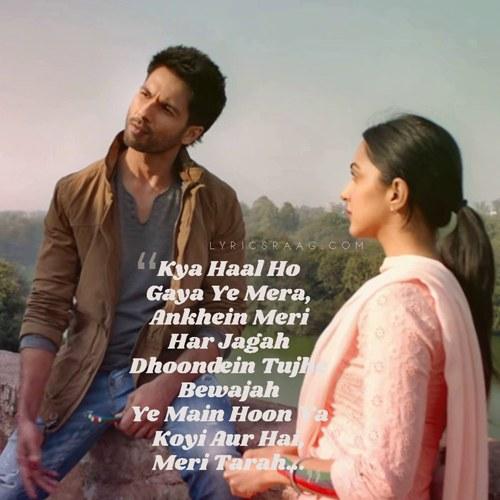 Kaise Hua Lyrics (Hindi Song) – Kabir Singh | Shahid